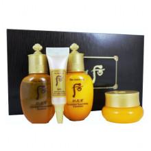 The History of Whoo Подарочный набор миниатюр люкс-класс GongJinhyang Special Gift (4 предмета)