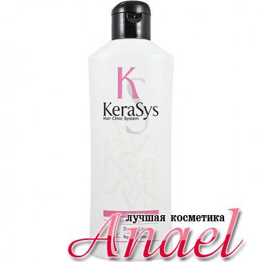 KeraSys Восстанавливающий шампунь для поврежденных волос Damage Care Repairing Shampoo (180 мл)