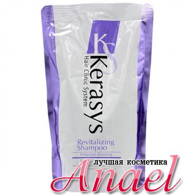 Kerasys Шампунь оздоравливающий для всех типов волос Hair Clinic System Revitalizing Shampoo (500 мл)