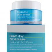 Farm Stay Увлажняющий отбеливающий антивозрастной крем с гиалуроновой кислотой DR-V8 Solution Hyaluronic Acid Cream (50 мл)