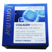 Farm Stay Питающие увлажняющие патчи с коллагеном для кожи вокруг глаз CollagenWater FullHydrogelEye Patch Nutrition & Moisture (60 шт)