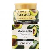 Farm Stay Отбеливающий крем премиум-класса от морщин «Авокадо» Avocado Premium Pore Cream (100 гр)