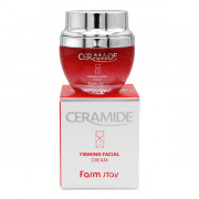 Farm Stay Укрепляющий крем для лица «Керамид» Ceramide Firming Facial Cream (50 мл)
