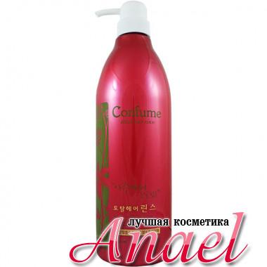 Welcos Кондиционер с касторовым маслом для всех типов волос Confume Total Hair Rinse (950 мл)