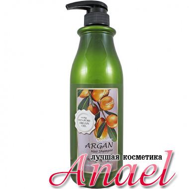 Welcos Шампунь с аргановым маслом Confume Argan Hair Shampoo (750 гр)