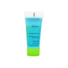 Bioderma Пробник очищающего гель-мусса Себиум для комбинированной и жирной кожи Sebium Gel Moussant