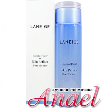 Laneige Ультра-увлажняющий тонер для сухой кожи лица Essential Power Skin Refiner Ultra Moisture (200 мл)