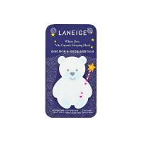 Laneige Oтбеливающая капсульная ночная крем-маска для лица White Dew Vita Capsule Sleeping Mask (1 шт)