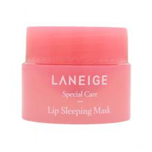 Laneige Миниатюра восстанавливающей ночной маски для губ Special Care Lip Sleeping Mask (3 гр)