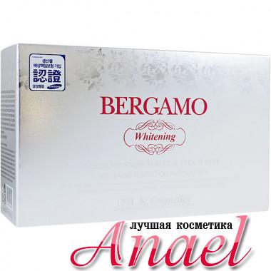 Bergamo Набор отбеливающих сывороток для лица Whitening Perfection Ampoule Set ( 4 шт)