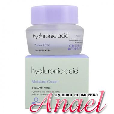 It's Skin Увлажняющий крем для лица с гиалуроновой кислотой Hyaluronic Acid Moisture Cream (50 мл)