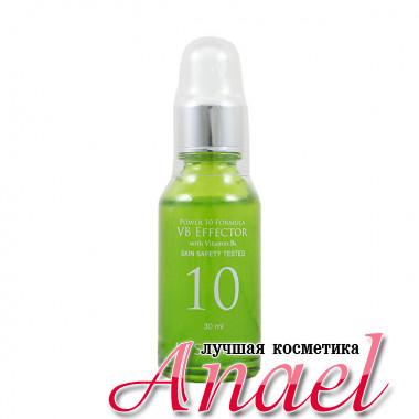It's Skin Балансирующая сыворотка для жирной кожи с витамином B6 и экстрактом лимонника Power 10 Formula VB Effector (30 мл)