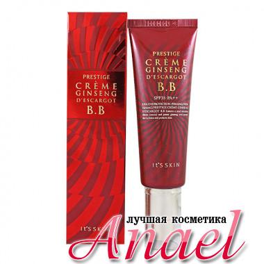 It's Skin BB-крем с улиточным муцином и экстрактом женьшеня Prestige Crème Ginseng D'escargot BB SPF35 PA++ (50 мл)