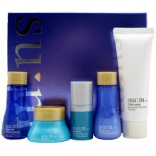 Su:m37˚Подарочный набор миниатюр увлажняющих средств для лица и контура глаз Water-full Special Gift Set (5 предметов)