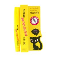 Skinine Jigott Тушь для объема ресниц черная «Кошачий глаз» Cat's Eye Perfect Volume Mascara (12 гр)