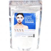 Lindsay Охлаждающая моделирующая альгинатная маска с коэнзимом Q10 Cool Ice + Q10 Modeling Mask (240 гр)