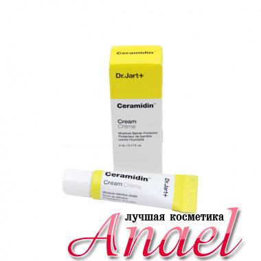Dr. Jart+ Миниатюра увлажняющего защитного крем-барьера с церамидами  для лица Ceramidin Cream Moisture Barrier Protector (5 мл)