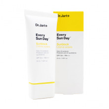 Dr. Jart+ Солнцезащитный крем для лица и тела Every Sun Day Sunblock SPF50+/PA+++ (50 мл)