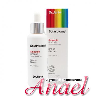 Dr. Jart+ Солнцезащитная сыворотка для лица Solarbiome Ampoule SPF 50+ PA++++ (50 мл)