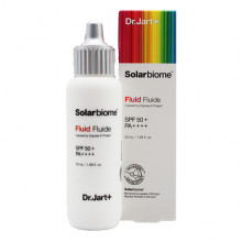 Dr. Jart+ Солнцезащитный флюид для проблемной кожи Solarbiome Fluid SPF 50+ PA++++ (50 мл)