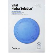 Dr. Jart+ Глубокоувлажняющая листовая маска Dermask Vital Hydra Solution Deep Hydration Sheet Mask (1 шт)