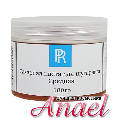 PR Средняя сахарная паста для депиляции (шугаринга)  (180 гр)