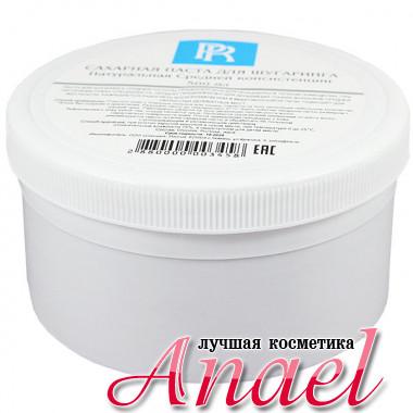 PR Средняя сахарная паста для депиляции (шугаринга) (500 гр)