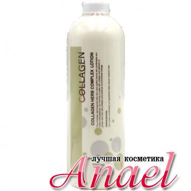 Esthetic House Лосьон с коллагеном и растительными экстрактами для лица Collagen Herb Complex Lotion (1 литр)