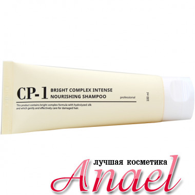 Esthetic House Интенсивный питательный шампунь CP-1 Bright Complex Intense Nourishing Shampoo (100 мл)