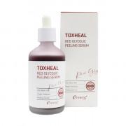 Esthetic House Пилинг-сыворотка гликолевая Toxheal Red Glycolic Peeling Serum (100 мл)