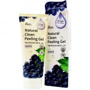 Ekel Пилинг-гель (скатка) «Природная чистота» с экстрактом винограда Natural Clean Peeling Gel Grape (180 мл)