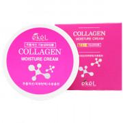 Ekel Интенсивный увлажняющий крем с коллагеном от морщин Collagen Moisture Anti-Wrinkle Intensive Cream (100 гр)