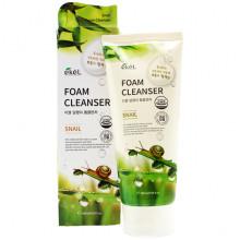 Ekel Пенка для умывания «Улитка» Snail Foam Cleanser (180 мл)