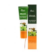 Ekel Интенсивный улиточный крем для контура глаз Snail Intensive Eye Cream (40 мл)