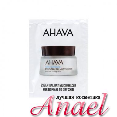 Ahava Пробник увлажняющего дневного крема для нормальной и сухой кожи Time to hydrate Essential Day Moisturizer