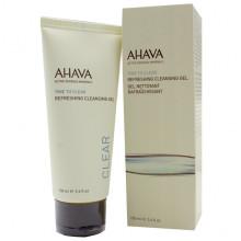 Ahava Освежающий гель для очистки кожи Active Dead Sea Minerals Time to clear Refreshing Cleansing Gel (100 мл)