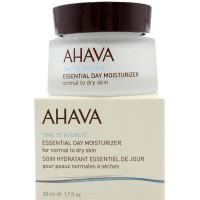 Ahava Увлажняющий дневной крем для нормальной и сухой кожи Time to hydrate Essential Day Moisturizer (50 мл)