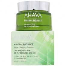 Ahava Минеральный ночной крем против стресса кожи Mineral Radiance Overnight Skin De-Stressed Cream (50 мл)