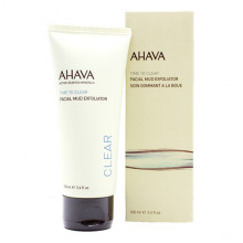 Ahava Грязевой пилинг-скраб для лица Time to Clear Facial Mud Exfoliator (100 мл)