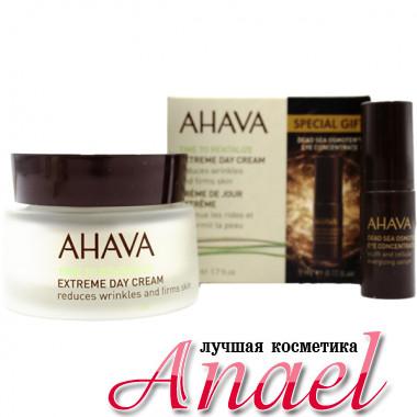 Ahava Антивозрастной набор для лица и контура глаз (2 предмета)