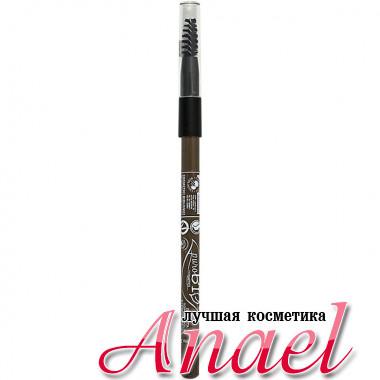 Puro Bio Натуральный карандаш для бровей Тон 28 Темно-коричневый Eyebrow Pensil (1,3 гр)