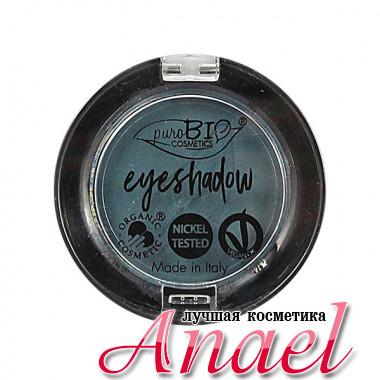PuroBIO Натуральные одноцветные тени для век Тон 08 «Зеленый лесной» Eyeshadow (2,5 гр)
