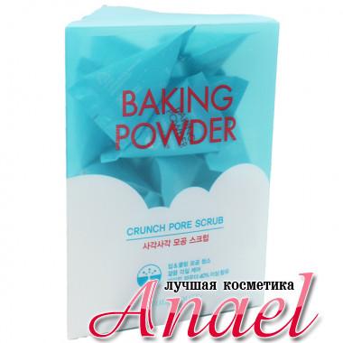 Etude House Крем-скраб с содой для глубокого очищения кожи и пор Baking Powder Crunch Pore Scrub (24 шт х 7 гр)