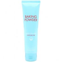 Etude House Крем-скраб с содой для глубокого очищения кожи и пор Baking Powder Crunch Pore Scrub (200 гр)