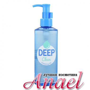 A'Pieu Глубоко очищающее гидрофильное масло Deep Clean Cleansing Oil (160 мл)