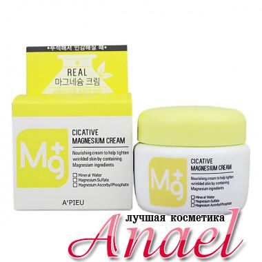 A'Pieu Антивозрастной питательный крем с магнием Cicative Magnesium Cream (55 мл)