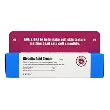 A'Pieu Отшелушивающий крем с AHA & BHA кислотами Glycolic Acid Cream (50 мл)