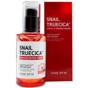 Some By Mi Восстанавливающая чудо-сыворотка на основе муцина черной улитки Snail Truecica Miracle Repair Serum (50 мл)