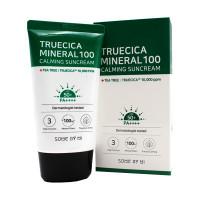 Some By Mi Солнцезащитный успокаивающий крем со 100% минеральными фильтрами SPF 50+/PA++++ Truecica Mineral 100 Calming Suncream (50 мл)