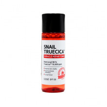 Some By Mi Миниатюра восстанавливающего чудо-тонера с 90% муцином черной улитки Snail Truecica Miracle Repair Toner (30 мл)